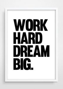 My Lifestyle Blog Or 35 Honest Answers By Proust - Work Hard Dream Big 400 560 2