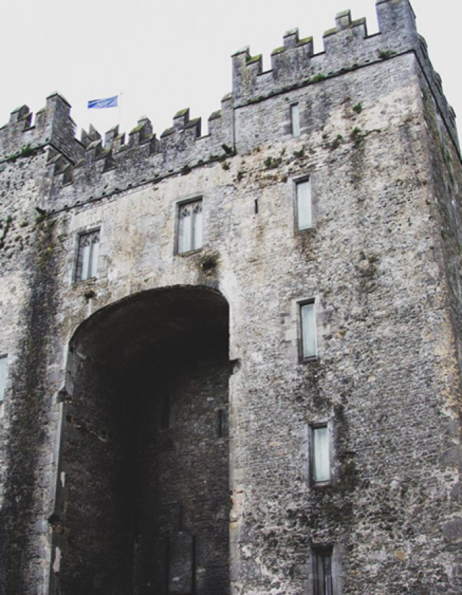 My Irish Adventures: The One with Bunratty Castle