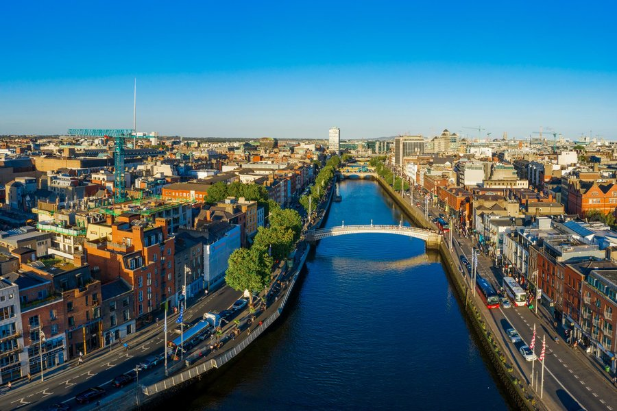 Ireland, Dublin